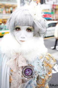 Shiro-Nuri Makeup