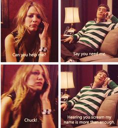 O chuck I've loved you from the start