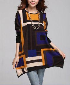 192f3a7799924 Korean Original Loose Minimalist Resort Women Sweater