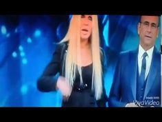 Imitazione di Donatella Versace , a Sanremo 2016 – h-fashion.it