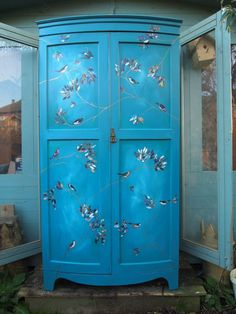 1000 Images About Wardrobes Painted Shabby Chic
