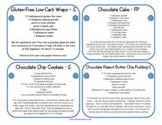 Recipe Cards (THM Friendly) - You asked for these..now I have them ready!  I just added a new product to my store that contains 24 recipe cards of my THM friendly recipes!