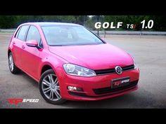 Avaliação Golf 1.0 TSI 2017 | Canal Top Speed - YouTube