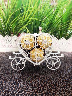 Cinderella pumpkin carriage princess carriage Wedding favor box idea pumpkin  wedding decorations wedding candle holder or baby shower box ded52d664
