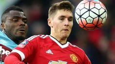 Manchester United's Guillermo Varela joins Eintracht Frankfurt on loan