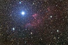 Tipos de estrela. Astronomia.