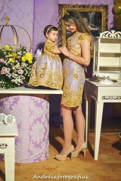 Bridesmaid Dresses Online, Baby Suit, Mom Daughter, Matching Outfits, Mommy And Me, Girl Fashion, Girls Dresses, Couture, Clothes