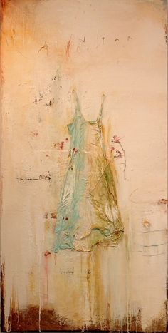 Harry Ally. Pretty fine art/textiles piece.