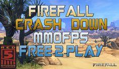 Firefall Crash Down Level 1 - 5 HD - YouTube