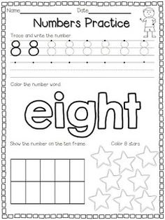 1000 images about number handwriting on pinterest numbers first grade and printable numbers. Black Bedroom Furniture Sets. Home Design Ideas