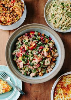 A Week of Budget-Friendly Summer Meals from Leanne Brown