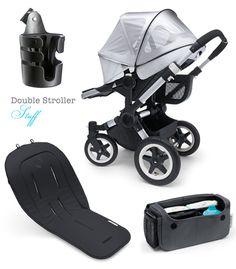 Mini Piccolini: Double Stroller Stuff