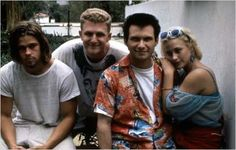patricia arquette true romance | True Romance : Photo Brad Pitt, Christian Slater, Michael Rapaport ...