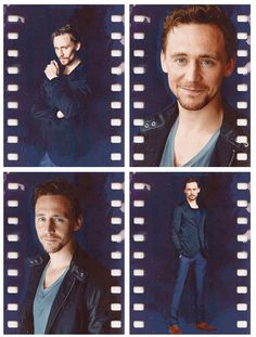 Tom Hiddleston - Loki - The Avengers Cast
