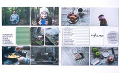 Pages by Heather Burris featuring the Sunshine Edition and Midnight Edition.
