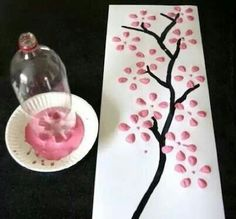 Easy diy art project