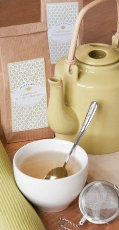 #Spring #tea | Dille & Kamille