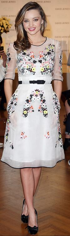 Dress – Erdem Gorgeous and Stunning-Elegant and Classy-absolutely beautiful www.adealwithGodbook.com