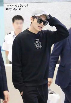 2015-9-22 at Incheon airport from Rome | Lee Min Ho