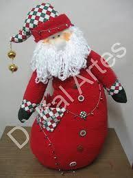 Resultado de imagen para papas noel en country Very Merry Christmas, Father Christmas, Christmas Items, Christmas Snowman, Handmade Christmas, Christmas Stockings, Christmas Bulbs, Christmas Crafts, Xmas