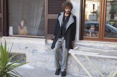 reversible overcoat;  simonanapolitanoatelier_METAVERSO