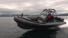 Demo Titan 280 c/w Shockwave Console - Titan Boats Rhib Boat, Bass Boat, Mini Motorbike, Sport Boats, Boat Storage, Boat Trailer, Cool Boats, Search And Rescue, Boat Design
