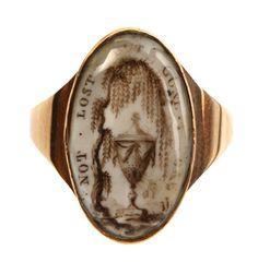 Georgian Remembrance Ring