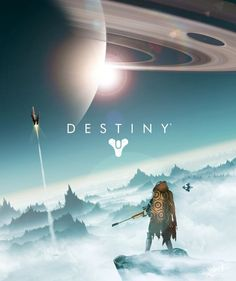 Destiny - Time of Discovering - Dream House Destiny Hunter, Love Destiny, Destiny Game, Bungie Destiny, Video Game Art, Video Games, Destiny Backgrounds, Science Fiction, Fan Art