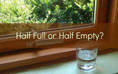 Half Full or Half Empty Empty, Irish, Sky, Posts, Photo And Video, Blog, Heaven, Messages, Irish Language