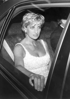 Princess of Wales-Diana Spencer