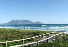 Footbridge on Bloubergstrand Table Mountain Cape Town, Round Trip, Live, Wonderful Places, Wonders Of The World, Places To See, South Africa, National Parks, Stock Photos