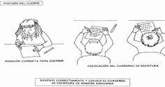 Resultado de imagen de comunicación paso a boligrafo primaria