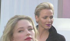Charlene de Monaco 'impériale' devant la 'nymphe' Patricia Arquette et sa fille