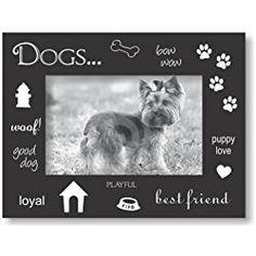 100 Best Photo Frames For Dog Lovers Images Dog Picture Frames