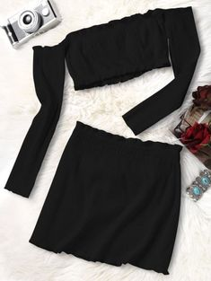 GET $50 NOW | Join Zaful: Get YOUR $50 NOW!https://m.zaful.com/knitted-cropped-off-shoulder-top-and-bodycon-mini-skirt-p_478238.html?seid=4062227zf478238