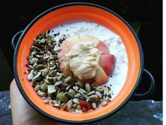 Peaches and Cream Overnight Oats   11 Tasty Reasons You Should Eat More Overnight Oats