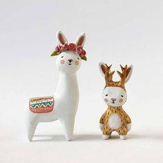 Sweet Bestiary's miniature creatures