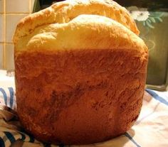 Brioche en machine à pain Dessert Bread Machine Recipes, Easy Bread Recipes, Dessert Recipes, Croissants, Bagel Recipe, Sweet Pastries, Easy Desserts, Easy Meals, Map
