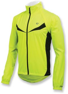 An Awesome All-Weather Jacket — Pearl Izumi ELITE Barrier Convertible Bike Jacket - Mens