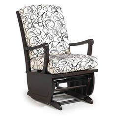 recover and paint glider rocker for living room