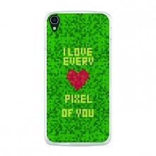 Capa Gel Alcatel OneTouch Idol 3 5.5 BeCool I Love Every Pixel of You