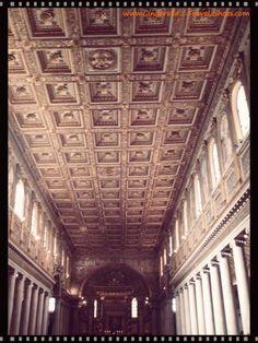 Basilica di Santa Maria Maggiore in Rome, Italy