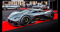 With only 77 Aston Martin One 77 cars being produced this two million dollar super car is really something to behold. Check out this amazing car. New Aston Martin, Aston Martin Cars, Exotic Sports Cars, Exotic Cars, Automobile Companies, Sweet Cars, Koenigsegg, Concept Cars, Luxury Cars