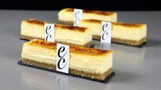 Tarta Crème Brûlée de Vainilla / Vanilla Crème Brûlée Cake Creme Brulee Cake, Cream Brulee, Party Desserts, Dessert Party, Party Recipes, Bakewell, Cake Youtube, French Food, Gourmet Recipes