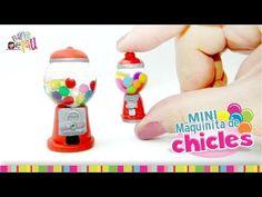 PRO✔ MAQUINA DE CHICLES / Gumball Machine - YouTube