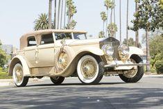 1929 ROLLS-ROYCE PHANTOM I TRANSFORMAL PHAETON
