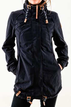 Naketano Tanaka III - recently ordered this gem from  Zalando. I hope this jacket is warm enough for fall, otherwise I won´t keep it