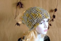Plain dreadlock tube hat dread band Mens knit headband, wide hair accessory