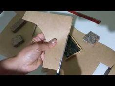 o jeito mais fácil de fazer um molde de calcinha - YouTube