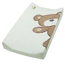 Babies R Us B is for Bear Changing Pad Cover
